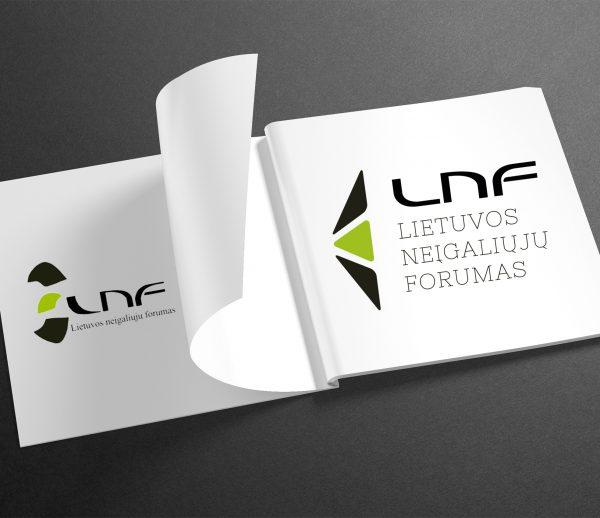 LNF stiliaus atnaujinimas