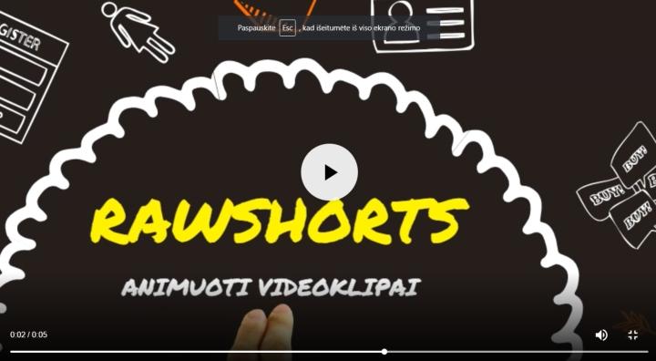 Rawshorts