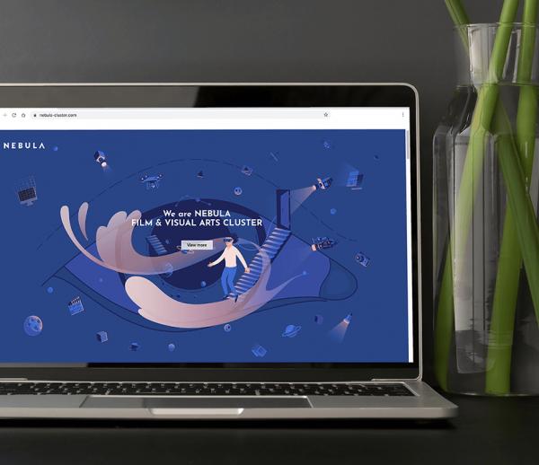 Nebula internetinė svetainė